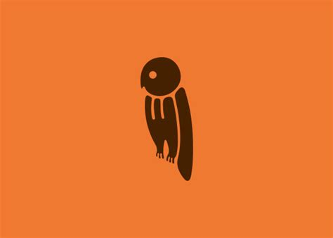 creative project  animal logotypes   fleming