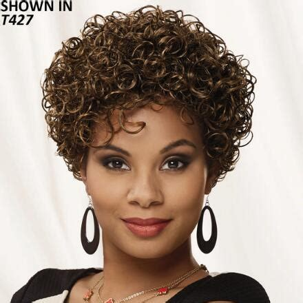 hair style american gray wigs wig 3653