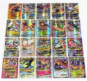 2017 Aug. Latest Pokemon Tcg Cards Gx Mega Ex Trading ...