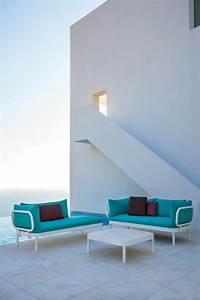 Mobilier D Extérieur : mobilier d 39 ext rieur moderne et confortable par gand a blasco ~ Teatrodelosmanantiales.com Idées de Décoration