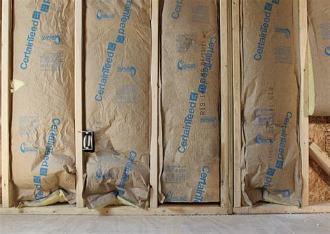 works fiberglass batt insulation fine homebuilding