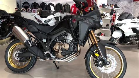 Africa Twin Black 2019 Honda