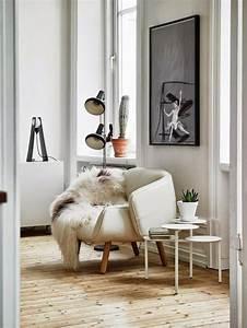 Idée Déco Salon Scandinave : 50 id es pour un salon d co scandinave ~ Melissatoandfro.com Idées de Décoration