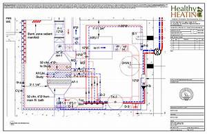 Sample Set  4 Design  Drawings And Specifications For Residential Hvac Systems