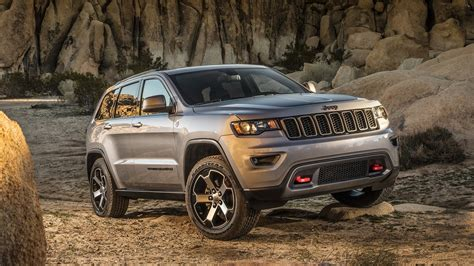 jeep grand cherokee trailhawk top speed