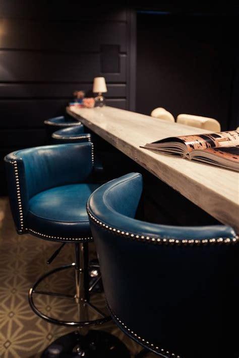 teal leather bar stools thetastingroomnyccom