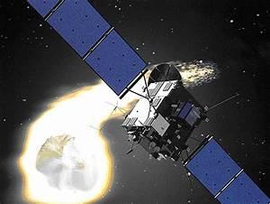 Réveil du satellite Rosetta dans moins de 45 jours (vidéo ...