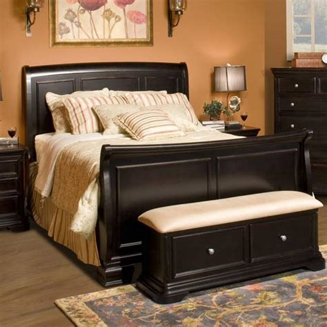 king kitchen cabinets new classic maryhill cal king sleigh bed adcock 2105