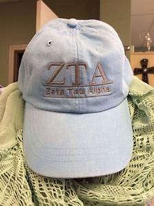 33 best custom sorority apparel and gifts for any greek With custom greek letter hats