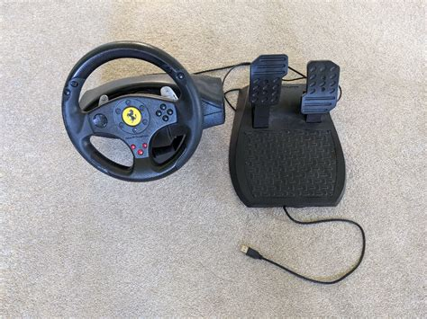 Ferrari gt experience thrustmaster racing wheel and pedal pc ps3 in windmill hill bristol gumtree. Thrustmaster Ferrari GT Experience racing wheel and pedals   in Morpeth, Northumberland   Gumtree
