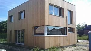 Maison En Bois Nord : maison passive nord 59 emmerin bati bois concept nord ~ Nature-et-papiers.com Idées de Décoration