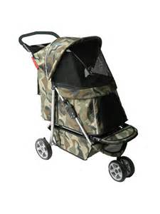 cat stroller sporty camouflage pet cat stroller carrier w cup