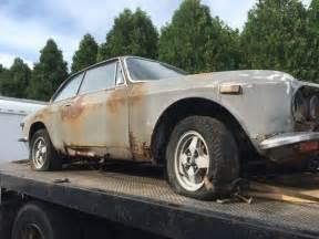 Alfa Romeo Restoration Parts by 1972 Alfa Romeo Gtv Series 105 For Heavy Restoration Or