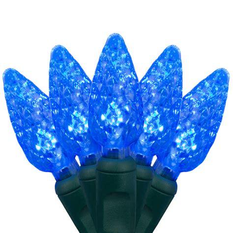 led christmas lights 70 c6 blue led string lights 4