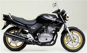 Honda Cb500 Twin Motorcycle Service  U0026 Repair Manual  1993