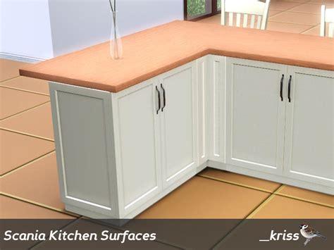 kitchen island counters kriss 39 scania kitchen island counter