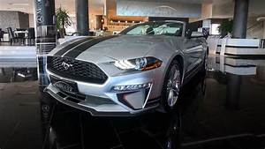 2021 Ford Mustang Ecoboost Convertible Review Interior Exterior - YouTube