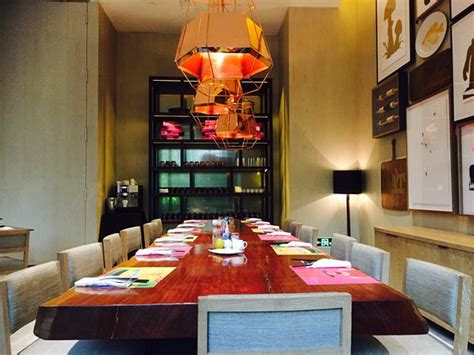 the kitchen table w hotel review the kitchen table guangzhou w hotel restaurant reviews