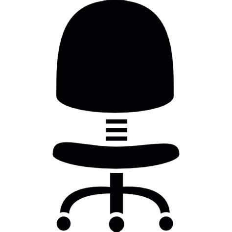 icone de bureau stuhl mit rädern der kostenlosen icons