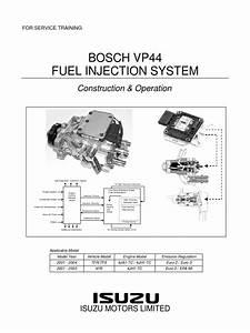 Tf Bosch Vp44 Fuel Pump  Ver1