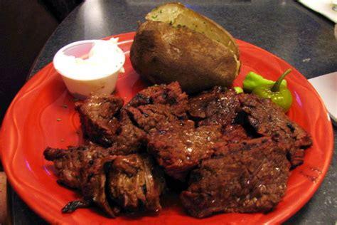 cuisine by region photo steak tips from conrad 39 s norwood ma boston 39 s