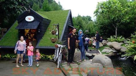 meikmati wisata  kampung eropa  farm house outbound