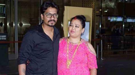 Comedian Bharti Singh's husband Haarsh Limbachiyaa ...