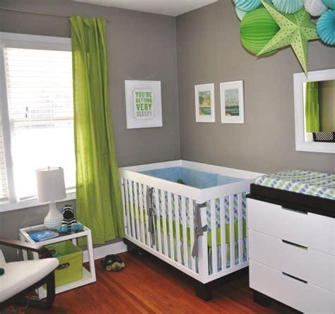 chambre bebe bleu deco chambre bebe garcon bleu et vert visuel 1
