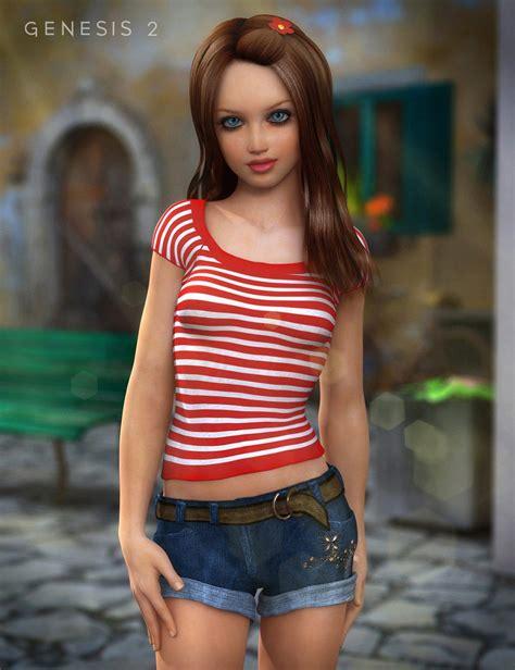 Lisa Texture For Teen Josie 6