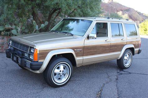 1989 jeep wagoneer interior 1989 jeep wagoneer suv 98084