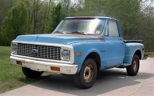 Short Barn Find  1972 Chevrolet C