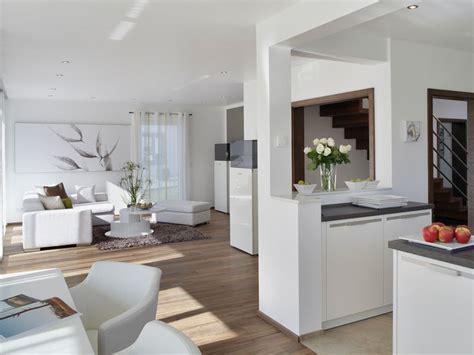 Wohnzimmer Mit Küche Ideen by Bildergebnis F 252 R Grundriss Doppelhaush 228 Lfte K 252 Che K 252 Che