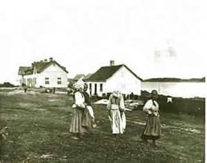 Grosse Le De Salon by Parcs Canada Lieu Historique National De La Grosse 206 Le