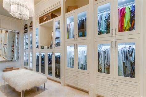 Big Wardrobe Closet by Master Closet At 9625prestonrd Dallas 27 Closets