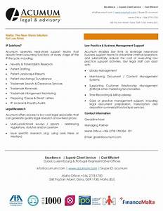 Law firms Fact Sheet - Legal Process Outsourcing (LPO ...
