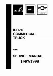 Isuzu Commercial Truck Frr  W5 1997