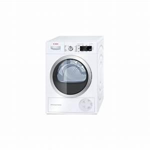 Seche Linge Condensation Classe A : s che linge condensation bosch wtw87560fg ~ Premium-room.com Idées de Décoration