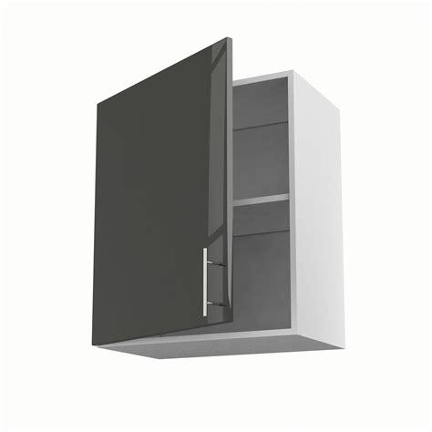porte meuble cuisine leroy merlin meuble de cuisine haut gris 1 porte h 70 x l 60 x p 35