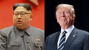 Trump: Ort und Zeit für Treffen mit Kim stehen | Politik