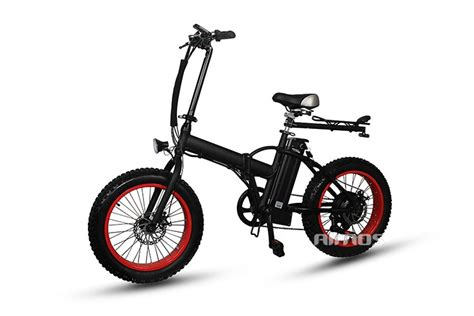 Fat Tire Foldable Electric Bike/20