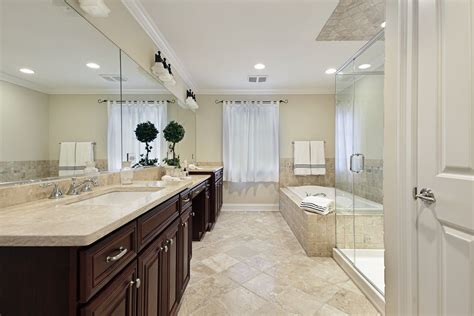 34 Luxury White Master Bathroom Ideas (pictures) Glass