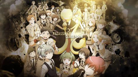Anime Wallpaper Assassination Classroom - assassination classroom poster hd wallpaper and