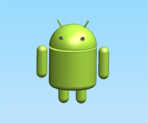 android model solidshack 187 logo