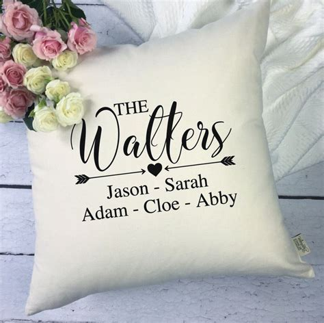 ideas about personalized pillows on