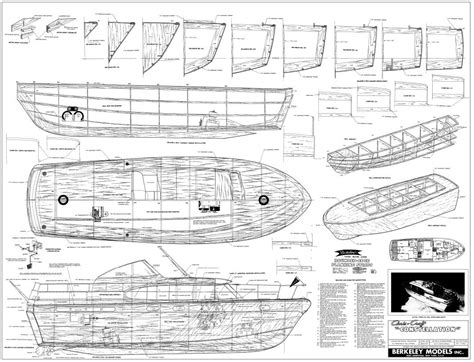 Wooden Boat Plans Chris Craft by Pin By Diy Boat Plans For Beginner On Model Boat Plans