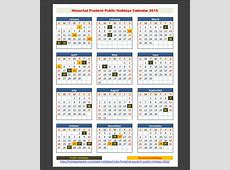 Himachal Pradesh India Public Holidays 2015 – Holidays