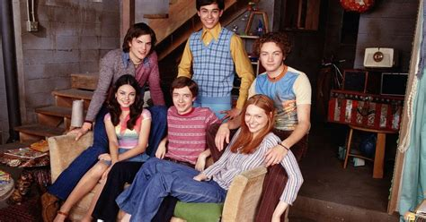 'that '70s Show' Teens Became Busy Adults