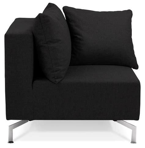 canape voltaire coin de canapé voltaire corner noir canapé modulable