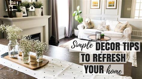 farmhouse decor room refresh spring decor nesting story