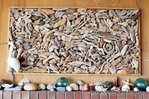 Bois Flotté Décoration Murale : 20 id es int ressantes pour une d co bois flott ~ Melissatoandfro.com Idées de Décoration